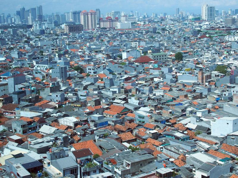 Jakarta - The Big Durian