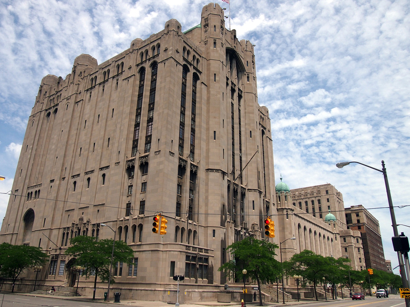 Masonic Temple - Detroit