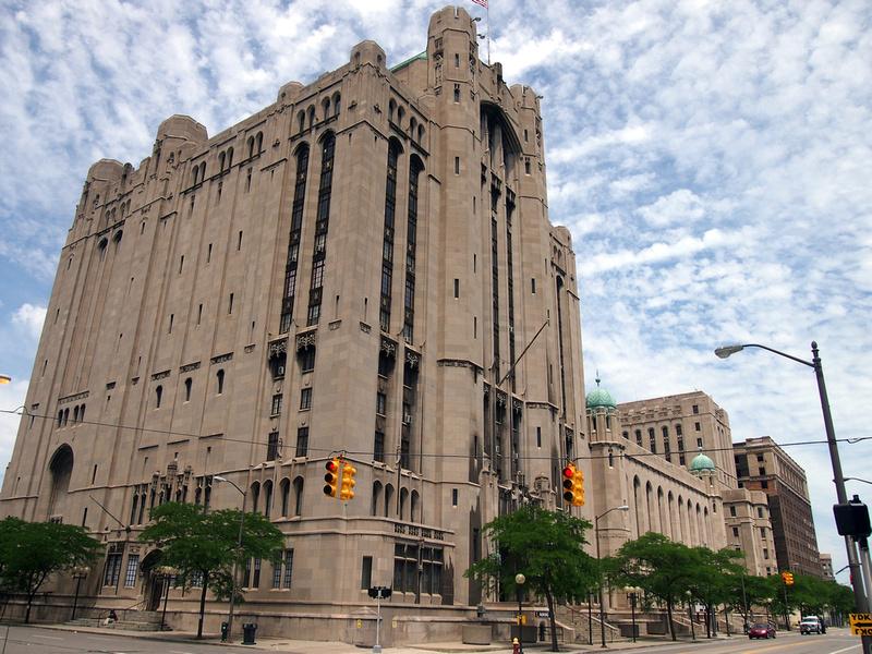 Masonic Temple - Detroit