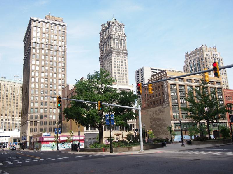 Capitol Park - Detroit