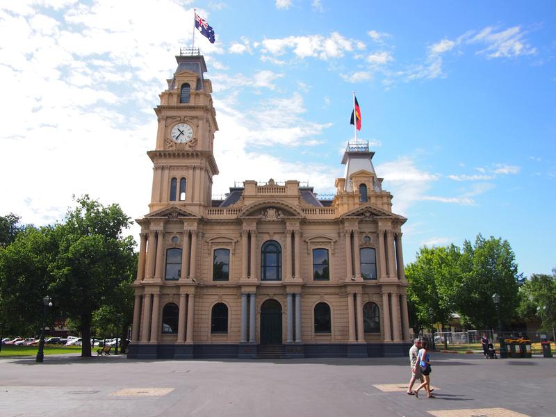Town Hall - Bendigo