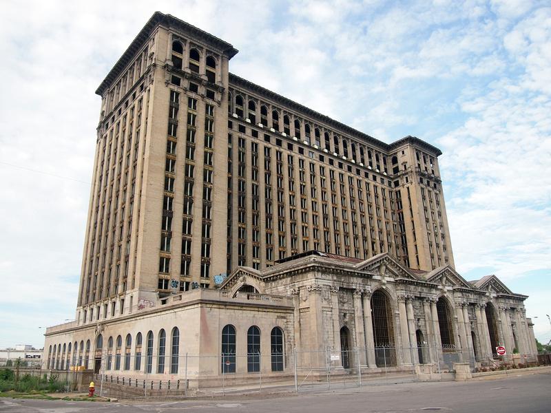 Michigan Central Station - Detroit