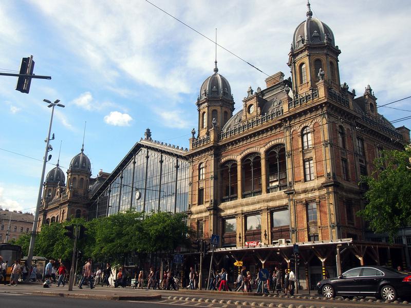 Nyugati Station, Budapest - Hungary