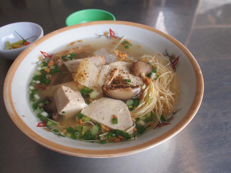 Vegetarian Hu Tieu