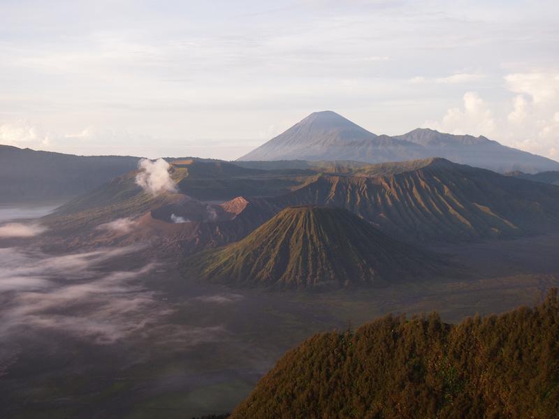 Bromo-Tengger-Semeru National Park, Java - Indonesia