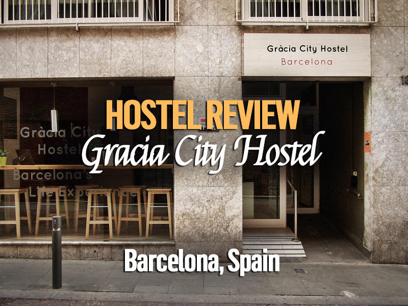 Gracia City Hostel, Barcelona - Spain