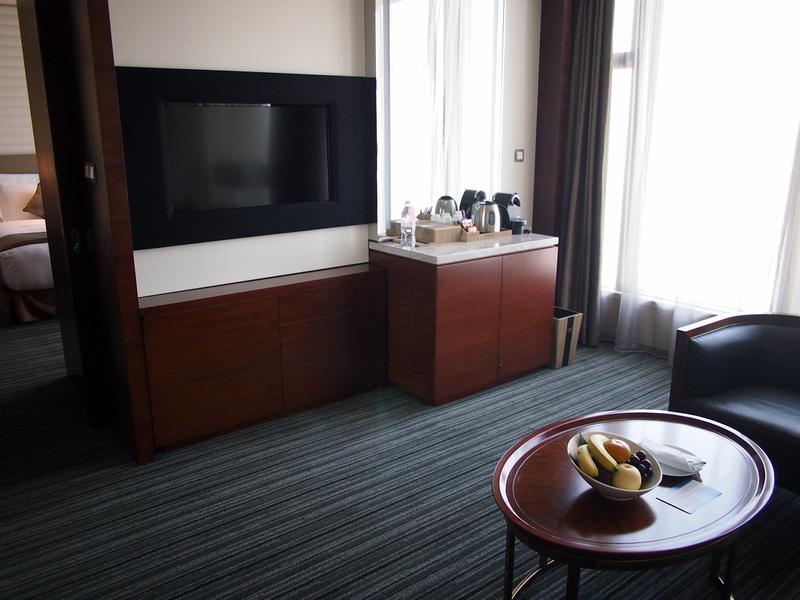 Bedroom lounge - Radisson Blu Plaza Chongqing