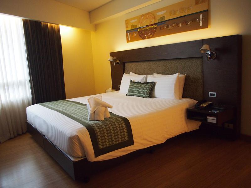 Bed at Park Plaza Sukhumvit Bangkok