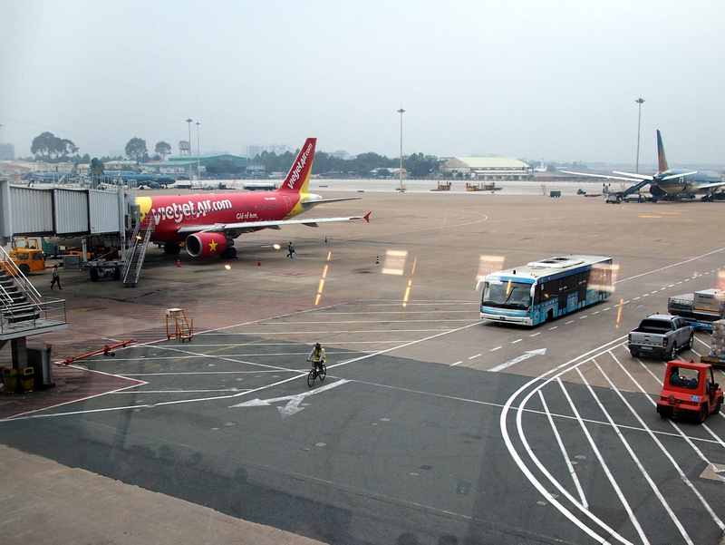 Vietjet Air at SGN